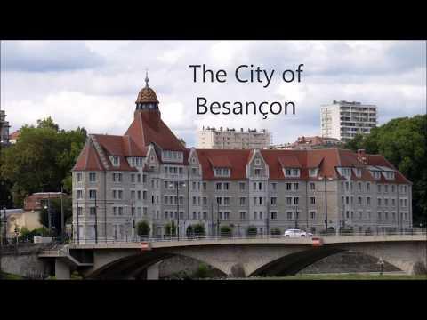 France: The City of Besançon
