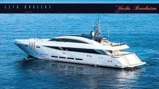 Super Yachts PRINCE SHARK and KETOS Rossinavi by Yachts Revolution Monaco