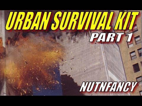 """Concept U.S.K.""  Surviving Urban Disaster Pt 1"