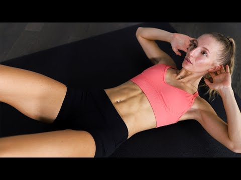 EASY & EFFECTIVE Ab Workout You Can Do ANYWHERE!