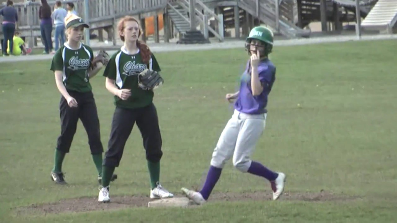 Chazy - Minerva-Newcomb Softball  5-2-12