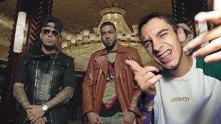 (REACCIÓN) Wisin & Yandel, Romeo Santos - Aullando (Official Video)