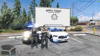San Andreas' Finest Live: Taking a Civilian Ridealong!!!