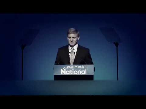 Honest Bill English on the Labour Party