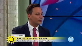 Klockan tickar – bara 532 dagar eller 17 månader till Storbritannien ska vara ute ur EU - Nyhetsmorg