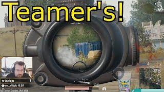 PUBG - I Found Teamers