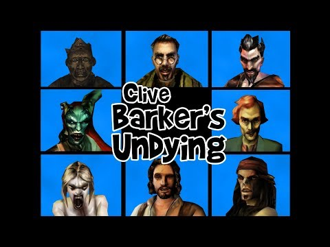 Clive Barker's Undying - The Spooky Button
