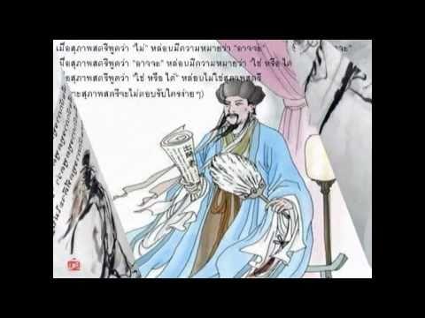 คำคมจากขงเบ้ง : Words of Kong Ming (Zhuge Liang) HD