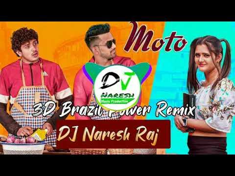 Motto (Hay Re Meri Motto) Song 3D Brazil Power Mix. DJ Naresh Raj