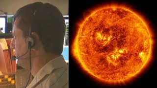 What does the sun sound like?