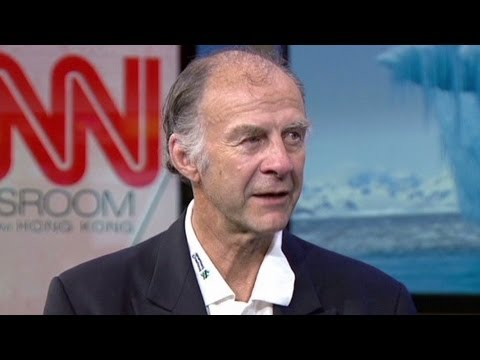 Interview with Sir Ranulph Fiennes