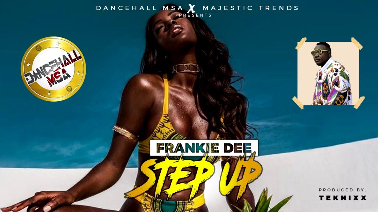 FRANKIE DEE   STEP UP { OFFICIALL TEKNIXX WTTZ REMIX}