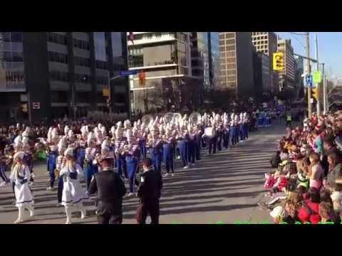 Santa Claus Parade 2015