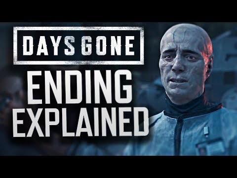 Days Gone - Ending EXPLAINED // What Happens Now?