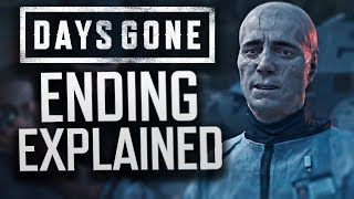 Days Gone   Ending EXPLA NED  What Happens Now