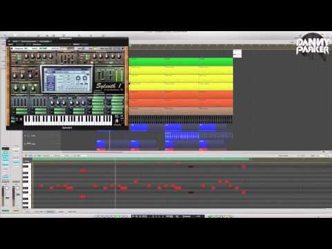 R3hab & Trevor Guthrie - Soundwave ★ LOGIC PRO REMAKE HD