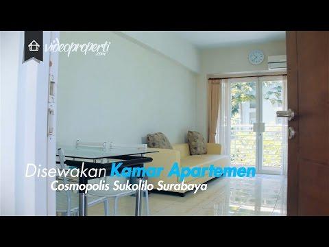 Apartemen Disewakan Cosmopolis Sukolilo Surabaya