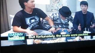 Danny From LA With BIGBANG! Part.2