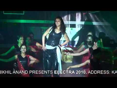 DIVYA AGARWAL LE LE MAZA LE NIKHIL ANAND'S ELEVATE DANCE INSTITUE PRESENTS ELECTRA 10 JUNE SHO