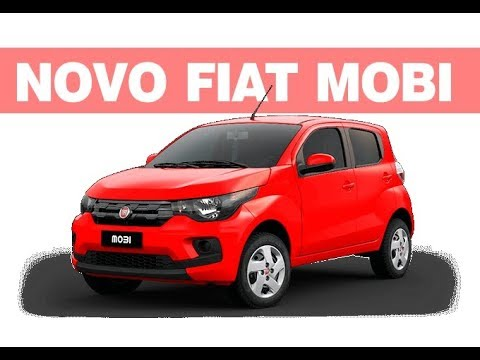 novo fiat mobi 2018 2019 ficha t cnica pre o consumo. Black Bedroom Furniture Sets. Home Design Ideas