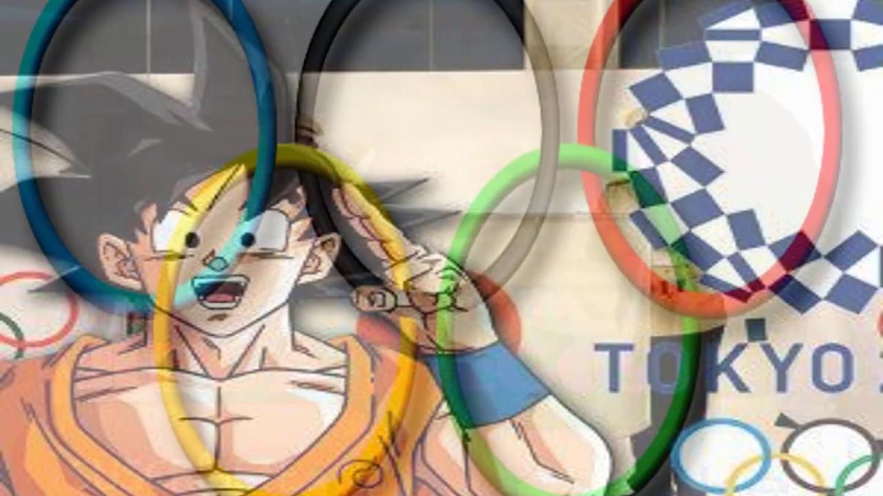 Son Goku Estara En Los Juegos Olimpicos De Tokio 2020 Youtube