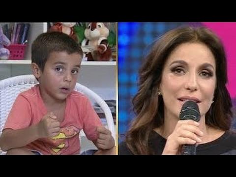 Ivete Sangalo Chora Emocionada e faz declaração de amor ao filho Marcelo Domingão do Faust