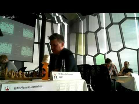 Live Webcam from 2015 Icelandic Chess Championship - Round 10