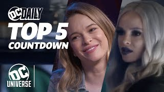 The Flash's Danielle Panabaker on Killer Frost, Crisis on Infinite Earths + More! | TOP 5 HEADLINES
