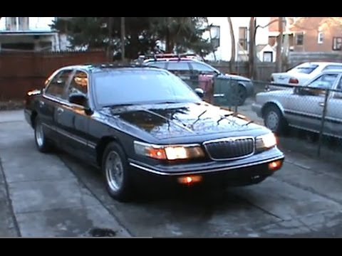 1996 mercury grand marquis ls youtube. Black Bedroom Furniture Sets. Home Design Ideas