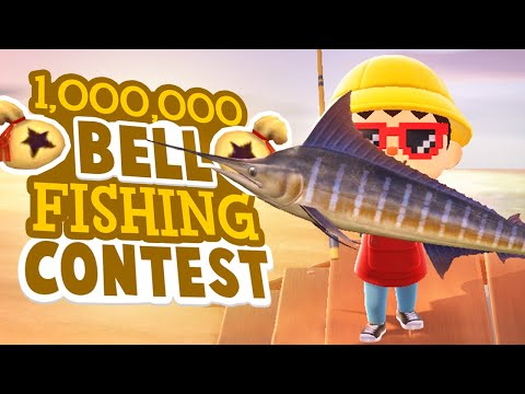 Animal Crossing: New Horizons | The Ultimate Fishing Competition