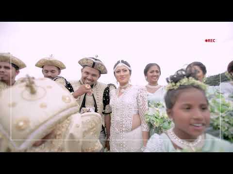 MAKING VIDEO .... Studio Bravo.... Dilini & Sandaru Wedding Day