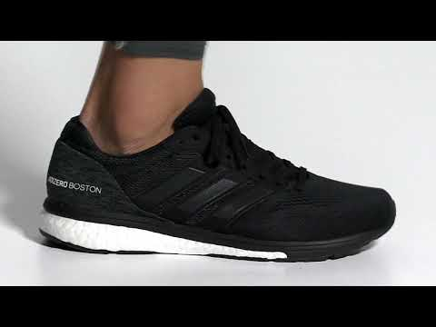 shoes:-adidas-adizero-boston-7-shoes-black-||-original-shoes-||-official-video