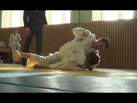В Щучьем завершилось Открытое первенство местной спортивной школы по дзюдо
