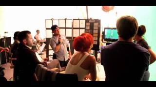 Making Off Rihanna California King Bed To Nivea
