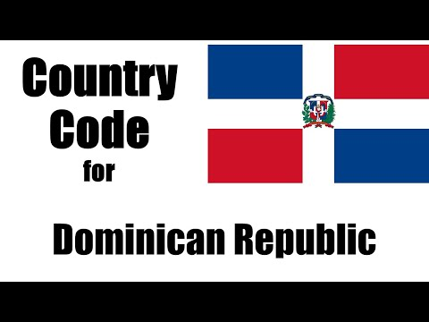 Dominican Republic Dialing Code - Dominican Country Code - Phone Area Codes In Dominican Republic