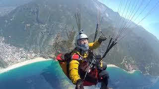 Ölüdeniz paragliding 욀뤼데니즈 2천m…