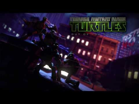 Teenage Mutant Ninja Turtles: Out of the Shadows OST - Main Menu - Turtle Power (Game Rip)