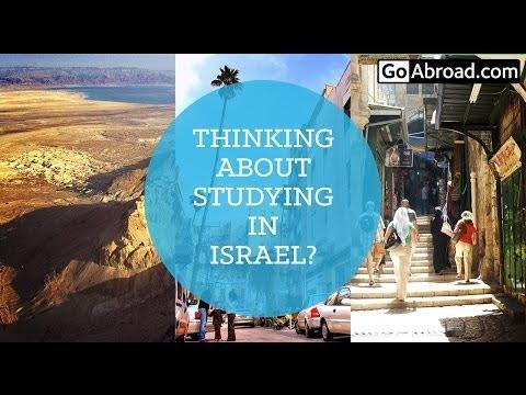 Study Abroad Israel