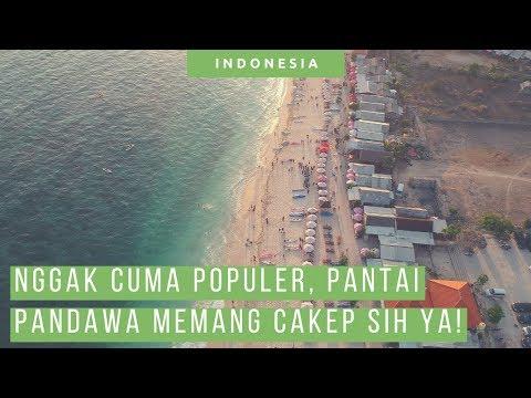 Pantai Pandawa Bali Dari Udara [ Drone Video Pantai Di Bali]