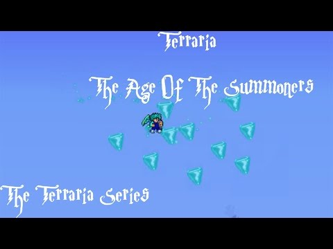 Terraria! The Goblin Army Attacks! The Summoner Series! Ep:7
