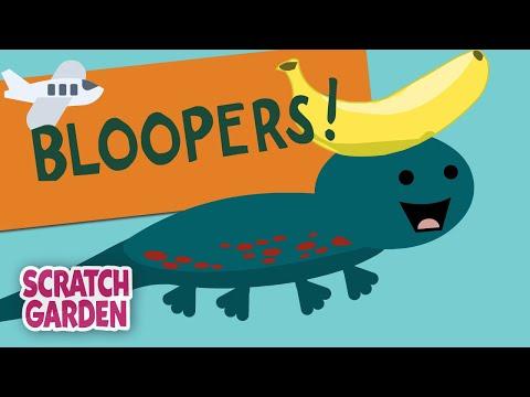 Scratch Garden Bloopers