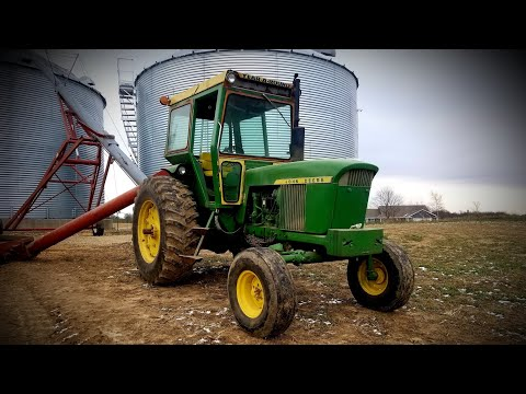Dad's 4020---Fear Is A Great Motivator