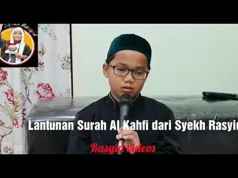 Download Lagu Lantunan Surah Al Kahfi Dari Syekh Rasyid