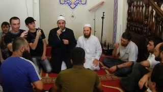 Reciting Shahada 28-07-2014