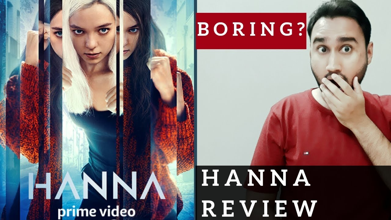 Hanna Season 1 - 2 Review | Amazon Prime Original Series | Faheem Taj