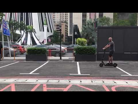 Ninebot Max Electric Scooter by Segway - Scooterz Malaysia