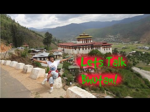 How To Travel To Bhutan | Travel Video Guide