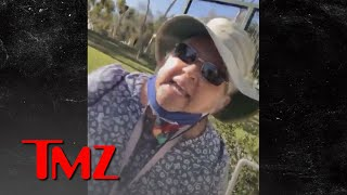 SoCal 'Karen' Goes On Racist Tirade Over Woman Exercising In Park | TMZ