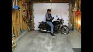 DIY Motorcycle Turntable