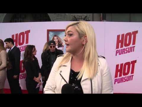 Hot Pursuit: Elle King Exclusive Red Carpet Interview